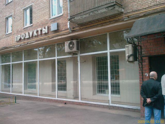 Жилой дом метро Бауманская