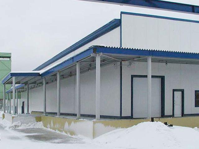 Аренда склада, складских помещений